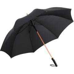 AC alu golf umbrella FARE®-Precious black/copper